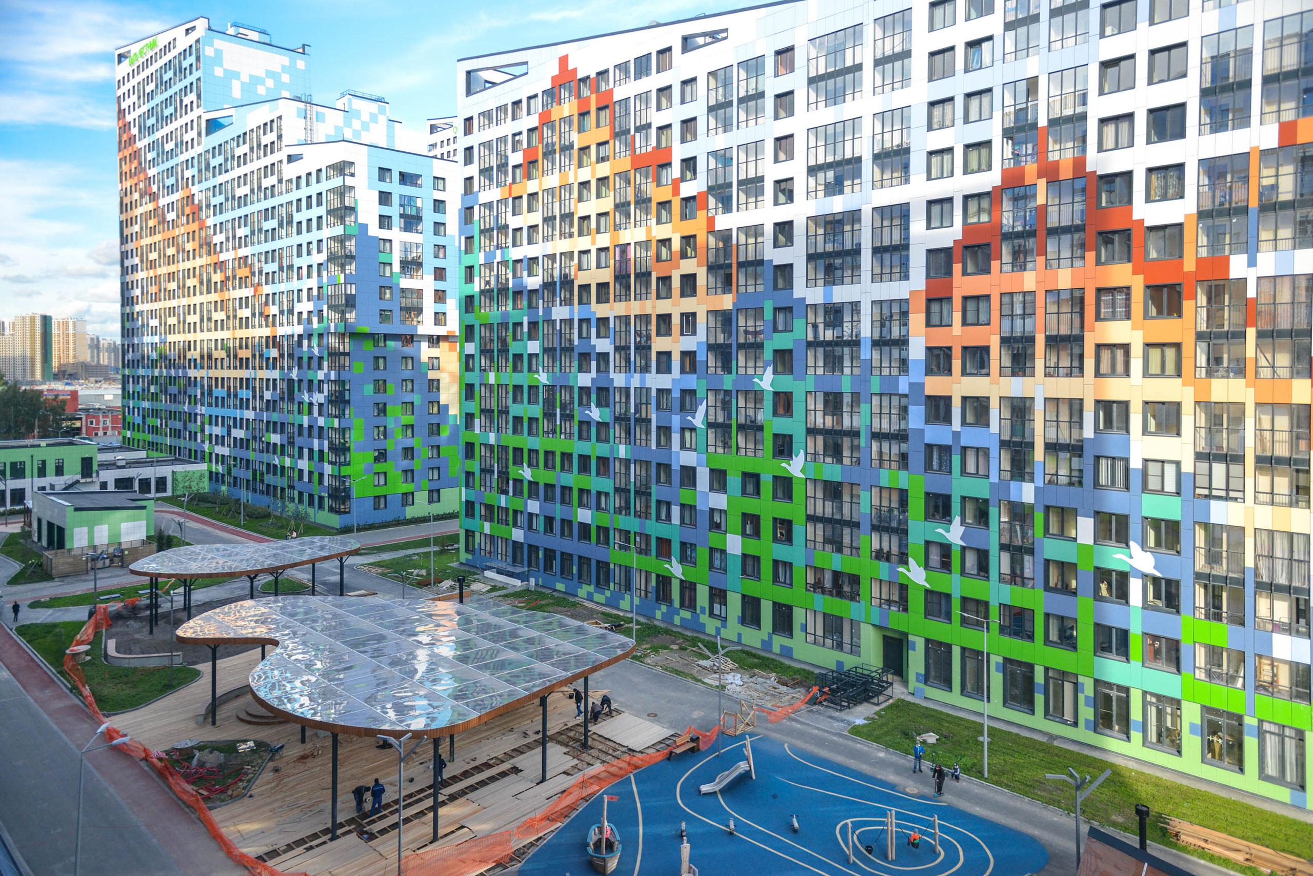 жк молодежный санкт петербург фото близкие